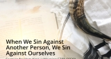 When we sin against another person, we sin against ourselves - Sermon for Yom Kippur morning 5781 (2020)