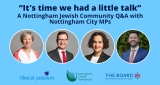Three Nottingham City MPs in Q&A with Nottingham Jewish Community